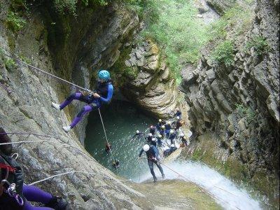 Turisnat Pirineus Barranquismo
