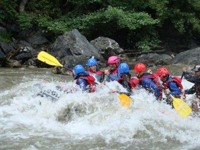 Turisnat Pirineus Rafting