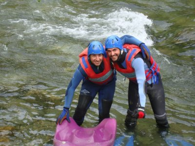 Turisnat Pirineus Hidrospeed