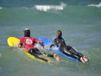 Surf in Couple