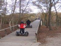 Ruta por el parque de la Mitjana