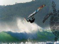 Saltos con las olas