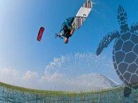 Saltos de kite
