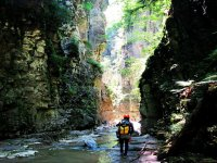 Espectaculares paredes de roca