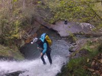 Canyoning course in Cantabria