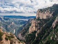 Montserrat desde fuera