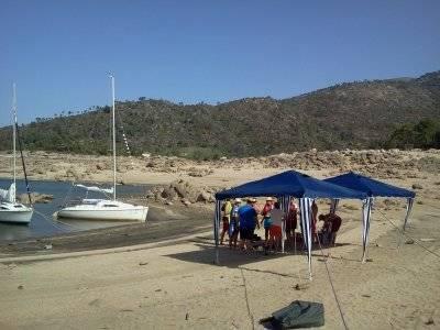 Team Building en barco velero Burguillo