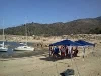 Team Building in a sailing boat in Burguillo