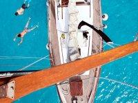 barca a vela Ibiza