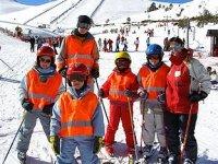 Esquí para los más peques