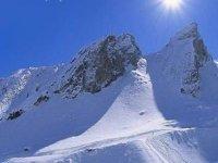 Alucinantes paisajes nevados