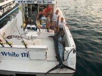 Pescando en Gran Canaria