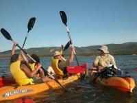 Choque de canoas