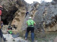 Escalada en roca en Teruel