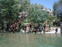 trekking acuatico teruel geoventur (22)