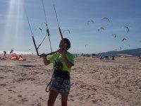 用沙子风筝学习
