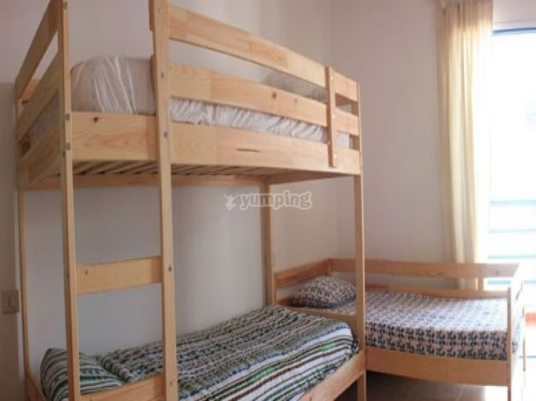 Nuestras habitaciones