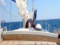 Descansa a cubierta