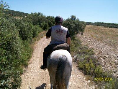 Viaje a caballo Sierra de Guara todo incluido