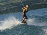 Practica wakeboard