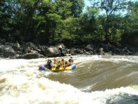 Rafting in Colombia