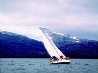 Sailing in Argentina