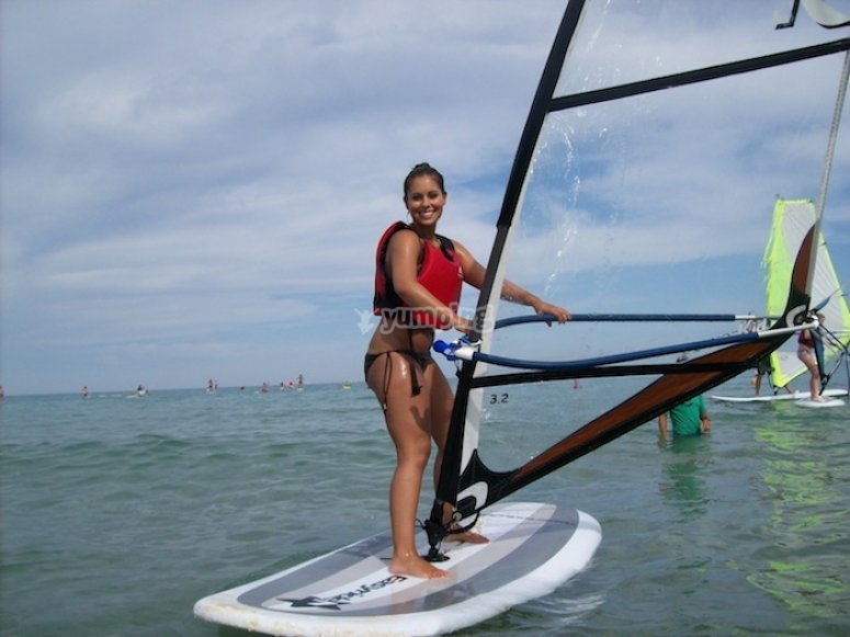 Windsurf en Alicante
