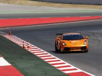 driving on track