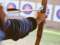 Sesión de tiro con arco en Toledo