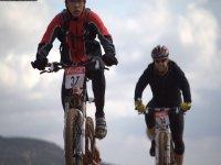 En bici por los montes de Toledo