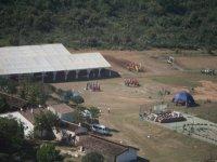 Toledo camp facilities