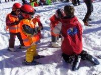 Aprende a esquiar desde los 4 años