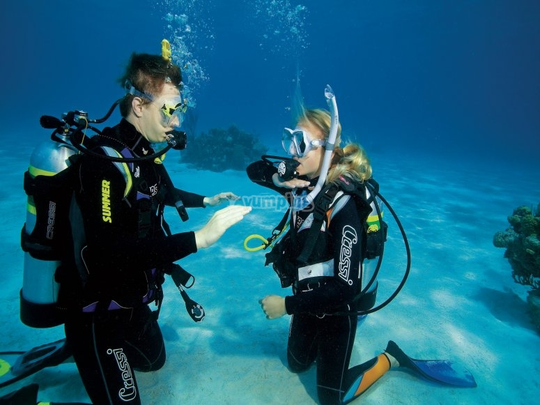 Scuba diving experience in Tarragona