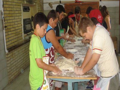 Workshops & activities + lunch, children under 12