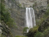 Riopar瀑布