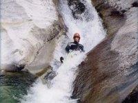 descente de la cascade