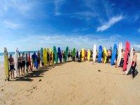 Campo di surf