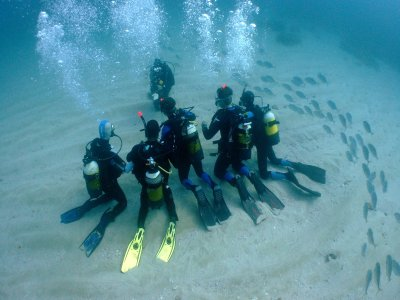 Corso PADI Advanced Open Water nell'Ametlla de Mar