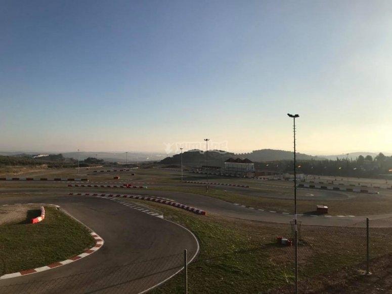 circuito karting campillos