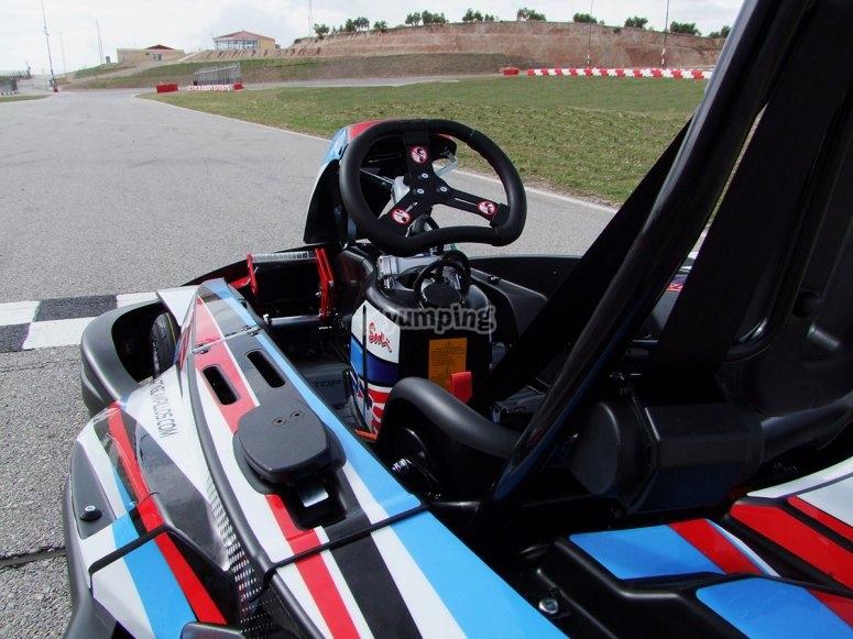 Kart 4 tiempos