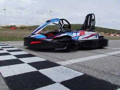 Mini gran premio karting en Campillos 30 minutos
