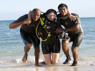 PADI救援潜水员课程在L'Ametlla de Mar