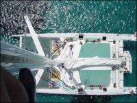 Our spectacular catamaran