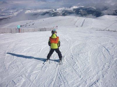 Alquiler de equipo de esquí, en La Molina, 1 día