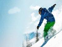 Snowboard con mucho nivel