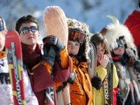 Cursos de esquí infantiles
