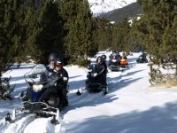 Excursion Moto de Nieve