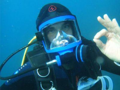 Open Water Diver Diving Course a Jávea con materiale
