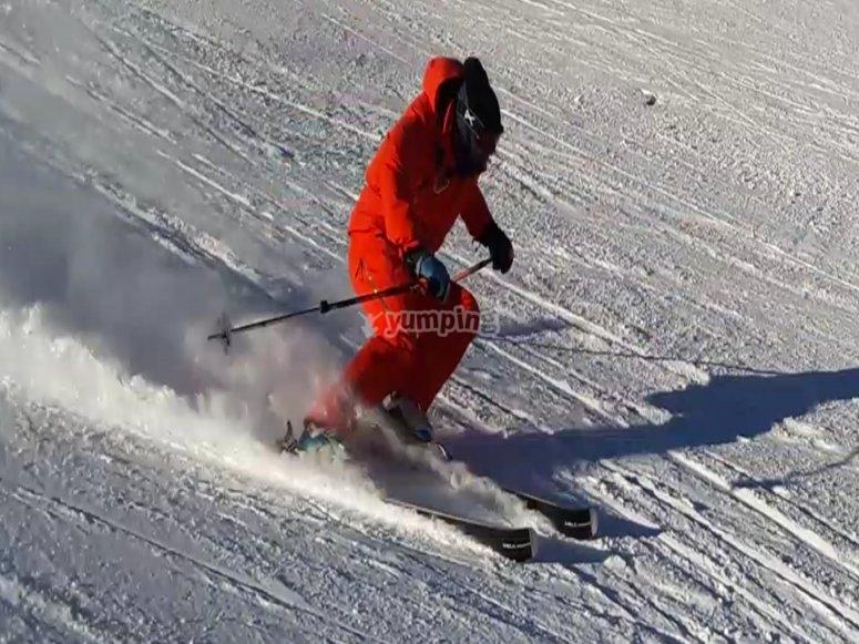 滑雪改良大师班