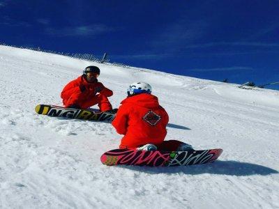 Tutorial snowboard La Molina 2h e materiale